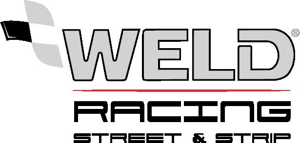 WELD Racing Strteet And Strip Logo