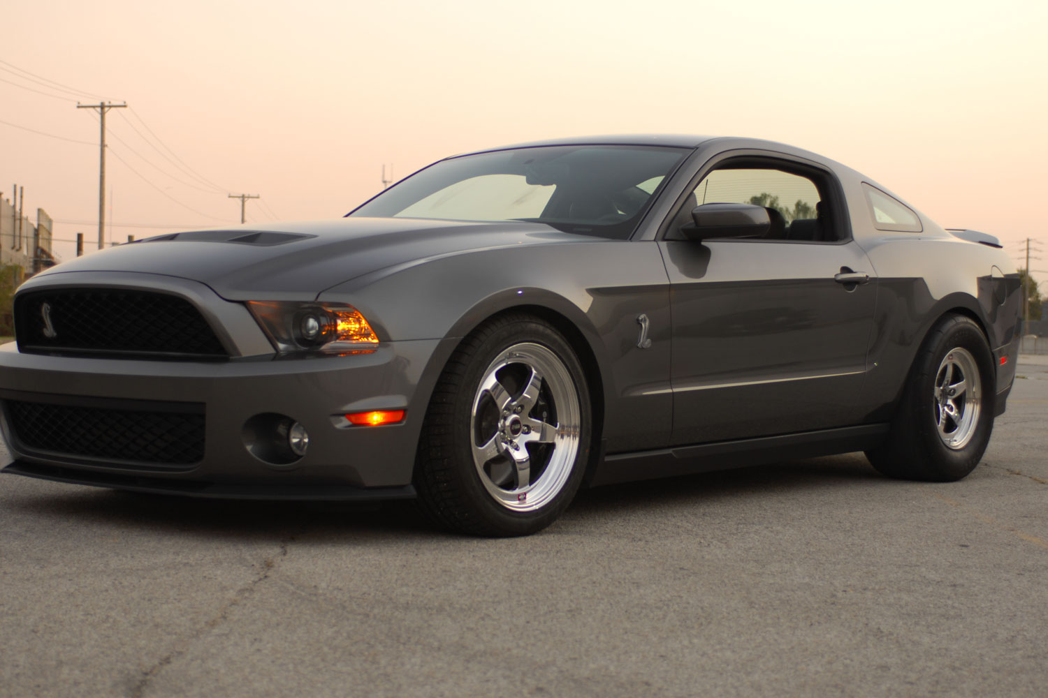Ford Dealer Locator >> Ford Mustang S71 – Weld Wheels