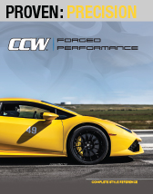 CCW Wheel Catalog
