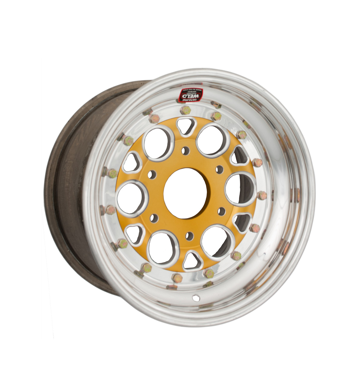 Midget racing wheels