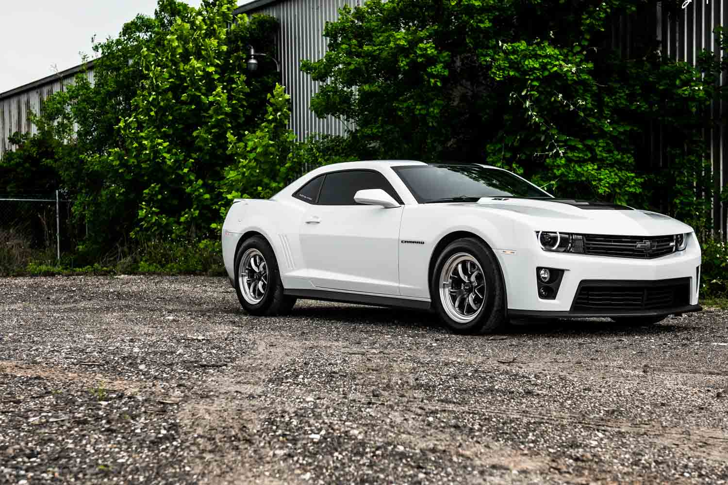 Chevy Zl1 S76 Weld Wheels