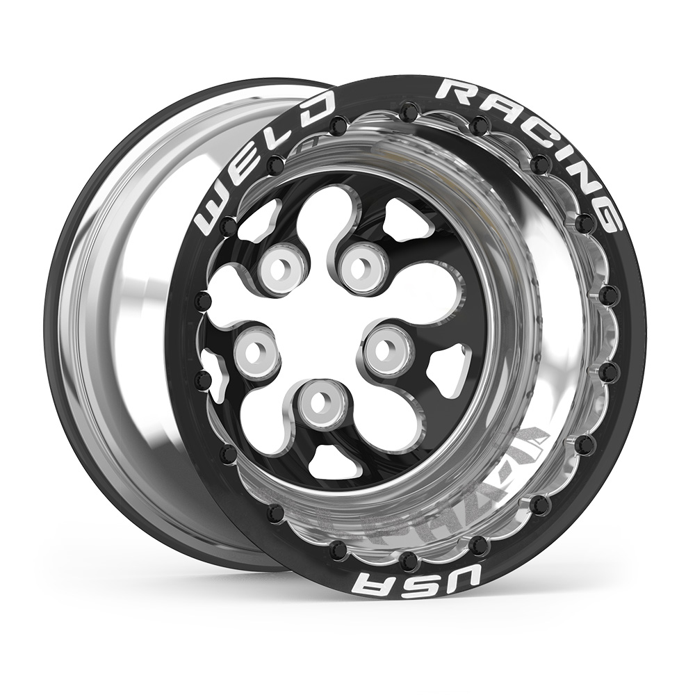 weld alpha 1 drag racing wheels weld racing wheels