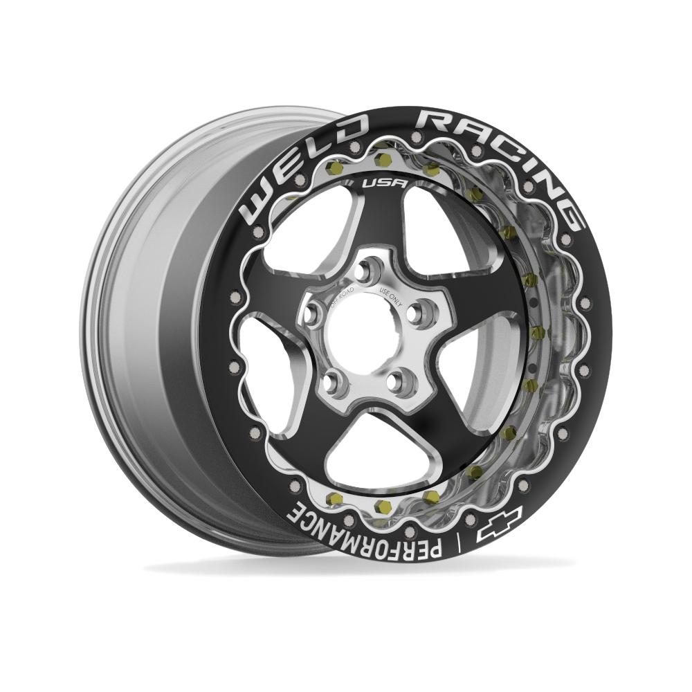 Chevrolet Performance Rear Weld Wheels