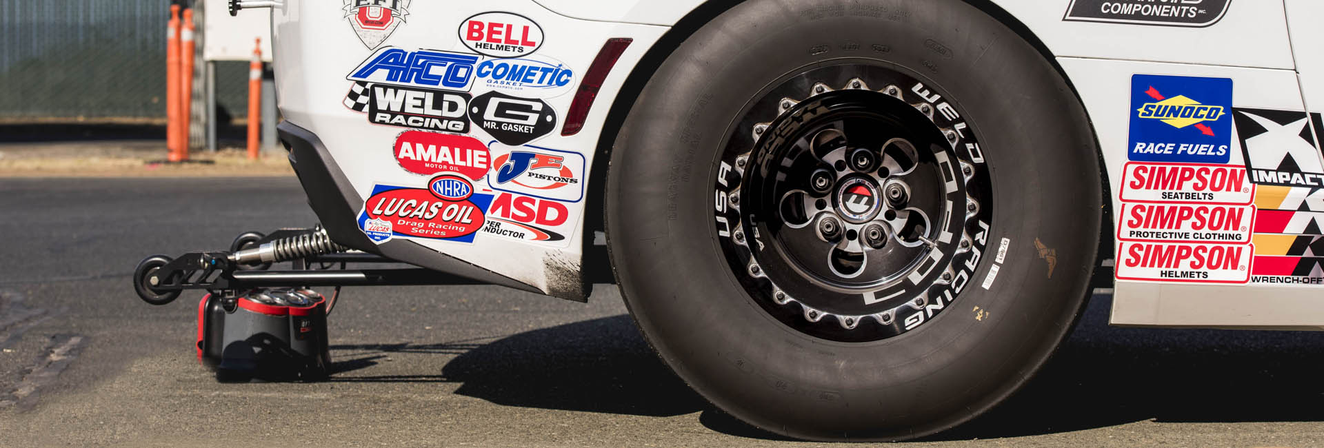 WELD Wheels - Leader in Racing and Maximum Performance Wheels